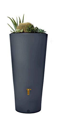 Kit Réservoir Vaso 2 en 1 220L – Graphite – Hauteur : 1.20 m