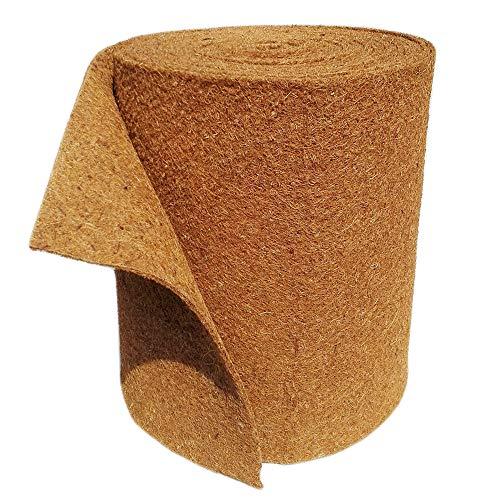 MW.Shop.24 Tapis en coco 100 % biologique, protection hivernale pour plantes. protection contre le froid, largeur 25 cm…