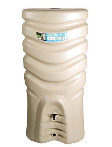 Récupérateur d'eau de pluie Récup'o 550L Beige